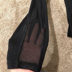 Victoria's Secret Pants - Victoria's Secret Mesh Leggings
